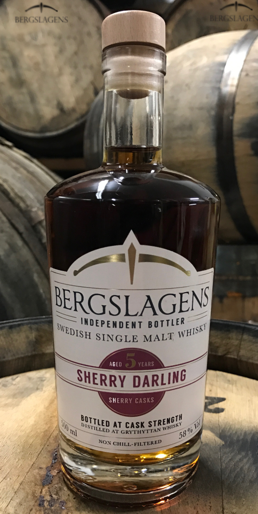 Sherry Darling Bergslagens Independent