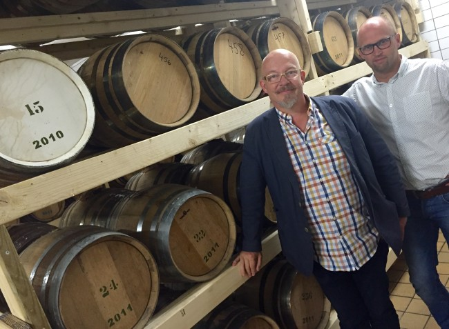 Bergslagens köper Grythyttans whiskylager